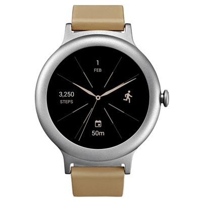 【送料無料】当社1ヶ月間保証[中古Bランク]■LG電子 LG Watch Style LG-W270 Silver【周辺機器】中古【中古】 【 中古スマホとタブレット販売のイオシス 】