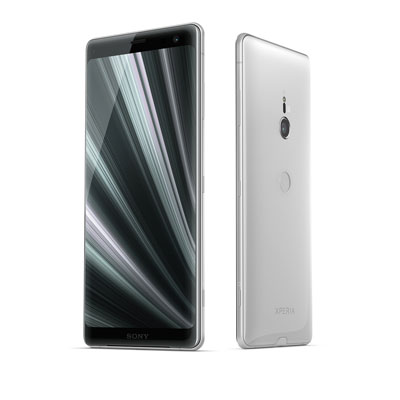 SIMフリー 未使用 Sony Xperia XZ3 Dual H9493 [White Silver 6GB 64GB 海外版 SIMフリー]【当社6ヶ月保証】 スマホ 中古 本体 送料無料【中古】 【 中古スマホとタブレット販売のイオシス 】