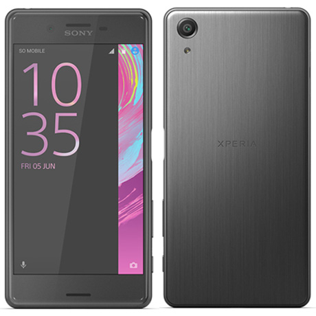 SIMフリー Sony Xperia X Dual F5122 [Graphite Black 64GB 海外版 SIMフリー][中古Aランク]【当社3ヶ月間保証】 スマホ 中古 本体 送料無料【中古】 【 中古スマホとタブレット販売のイオシス 】
