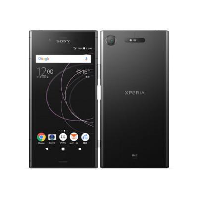 白ロム au 【SIMロック解除済】Sony Xperia XZ1 SOV36 Black[中古Cランク]【当社3ヶ月間保証】 スマホ 中古 本体 送料無料【中古】 【 中古スマホとタブレット販売のイオシス 】