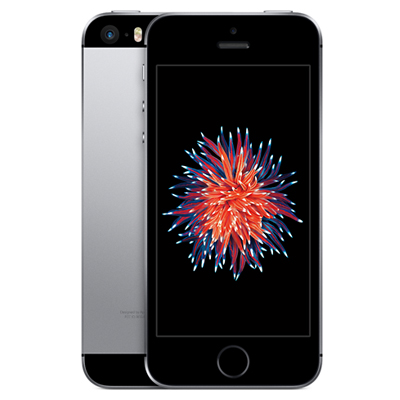白ロム au 【SIMロック解除済】iPhoneSE 16GB A1723 (MLLN2J/A) スペースグレイ[中古Cランク]【当社3ヶ月間保証】 スマホ 中古 本体 送料無料【中古】 【 中古スマホとタブレット販売のイオシス 】