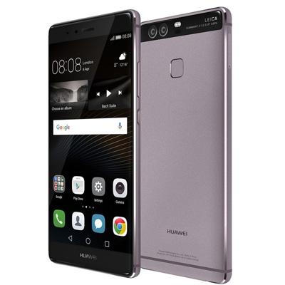 SIMフリー Huawei P9 Plus VIE-L29 Quartz Grey 【海外版SIMフリー】[中古Bランク]【当社3ヶ月間保証】 スマホ 中古 本体 送料無料【中古】 【 中古スマホとタブレット販売のイオシス 】