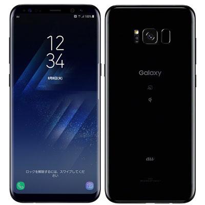 白ロム au 【ネットワーク利用制限▲】SAMSUNG Galaxy S8+ SCV35 Midnight Black[中古Bランク]【当社3ヶ月間保証】 スマホ 中古 本体 送料無料【中古】 【 中古スマホとタブレット販売のイオシス 】