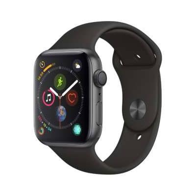 【送料無料】当社1ヶ月間保証[中古Aランク]■Apple Apple Watch Series4 GPSモデル 44mm MU6D2J/A [ブラックスポーツバンド]【周辺機器】中古【中古】 【 中古スマホとタブレット販売のイオシス 】