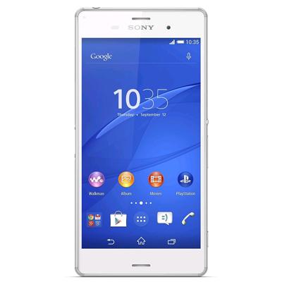 SIMフリー Sony Xperia Z3 Dual (D6633) 16GB White【海外版 SIMフリー】[中古Cランク]【当社3ヶ月間保証】 スマホ 中古 本体 送料無料【中古】 【 中古スマホとタブレット販売のイオシス 】