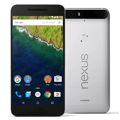SIMフリー Google Nexus 6P H1512 64GB Silver 【国内版SIMフリー】[中古Cランク]【当社3ヶ月間保証】 スマホ 中古 本体 送料無料【中古】 【 中古スマホとタブレット販売のイオシス 】