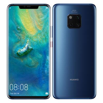 SIMフリー Huawei Mate 20 Pro Dual LYA-L29【Midnight Blue 国内版 SIMフリー】[中古Aランク]【当社3ヶ月間保証】 スマホ 中古 本体 送料無料【中古】 【 中古スマホとタブレット販売のイオシス 】