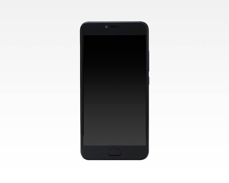 SIMフリー YAMADA Every Phone DX (EP-171DX/B) 【ブラック 国内版 SIMフリー] [中古Bランク]【当社3ヶ月間保証】 スマホ 中古 本体 送料無料【中古】 【 中古スマホとタブレット販売のイオシス 】