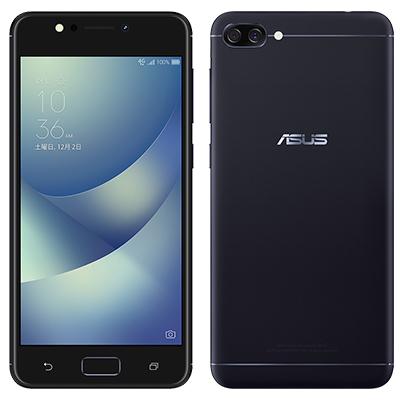 SIMフリー ASUS Zenfone4 Max Dual-SIM ZC520KL 32GB Navy Black【国内版 SIMフリー】[中古Cランク]【当社3ヶ月間保証】 スマホ 中古 本体 送料無料【中古】 【 中古スマホとタブレット販売のイオシス 】