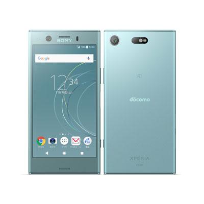 白ロム docomo Xperia XZ1 Compact SO-02K Horizon Blue[中古Bランク]【当社3ヶ月間保証】 スマホ 中古 本体 送料無料【中古】 【 中古スマホとタブレット販売のイオシス 】