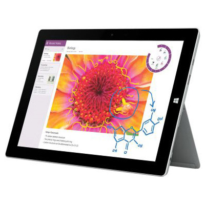 Y!mobile Surface3 GK7-00006 【Atom(1.6GHz)/4GB/128GB eMMC/Win10Home】[中古Cランク]【当社3ヶ月間保証】 タブレット 中古 本体 送料無料【中古】 【 中古スマホとタブレット販売のイオシス 】