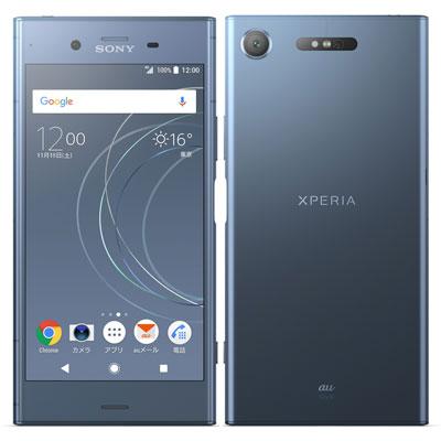 白ロム au 【SIMロック解除済】Sony Xperia XZ1 SOV36 Moonlit Blue[中古Bランク]【当社3ヶ月間保証】 スマホ 中古 本体 送料無料【中古】 【 中古スマホとタブレット販売のイオシス 】