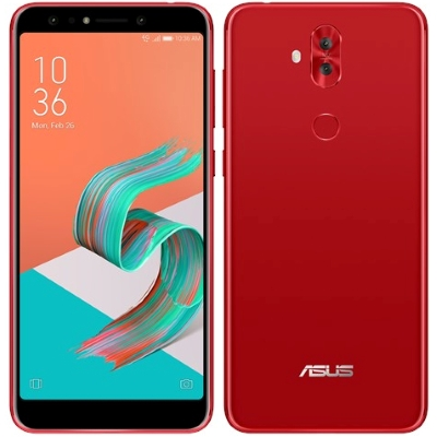 SIMフリー ASUS Zenfone5Q (Lite) Dual-SIM ZC600KL【Rouge Red 64GB 国内版 SIMフリー】[中古Bランク]【当社3ヶ月間保証】 スマホ 中古 本体 送料無料【中古】 【 中古スマホとタブレット販売のイオシス 】