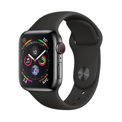 【送料無料】当社6ヶ月保証[未使用品]■Apple Apple Watch Series4 GPS+Cellular 40mm MTVL2J/A【周辺機器】中古【中古】 【 中古スマホとタブレット販売のイオシス 】
