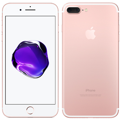 白ロム docomo 未使用 iPhone7 Plus 256GB A1785 (MN6P2J/A) ローズゴールド【当社6ヶ月保証】 スマホ 中古 本体 送料無料【中古】 【 中古スマホとタブレット販売のイオシス 】