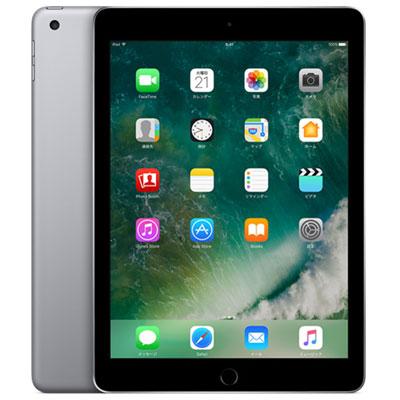 白ロム 【SIMロック解除済】【第5世代】iPad2017 Wi-Fi+Cellular 32GB スペースグレイ MP1J2J/A A1823[中古Aランク]【当社3ヶ月間保証】 タブレット docomo 中古 本体 送料無料【中古】 【 中古スマホとタブレット販売のイオシス 】
