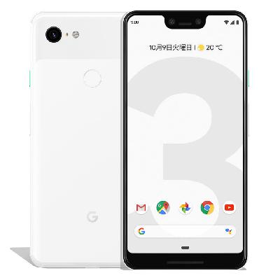 白ロム docomo 【SIMロック解除済】 Google Pixel3 XL G013D [Clearly White 128GB][中古Bランク]【当社3ヶ月間保証】 スマホ 中古 本体 送料無料【中古】 【 中古スマホとタブレット販売のイオシス 】