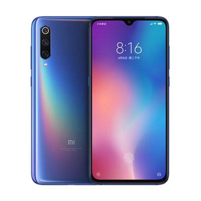 SIMフリー 未使用 Xiaomi Mi9 Dual-SIM 【Ocean Blue 8GB 128GB 中国版 SIMフリー】【当社6ヶ月保証】 スマホ 中古 本体 送料無料【中古】 【 中古スマホとタブレット販売のイオシス 】