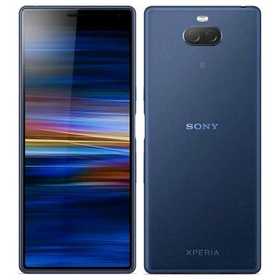 SIMフリー Sony Xperia 10 Dual I4193 [Navy 4GB 64GB 海外版 SIMフリー][中古Aランク]【当社3ヶ月間保証】 スマホ 中古 本体 送料無料【中古】 【 中古スマホとタブレット販売のイオシス 】