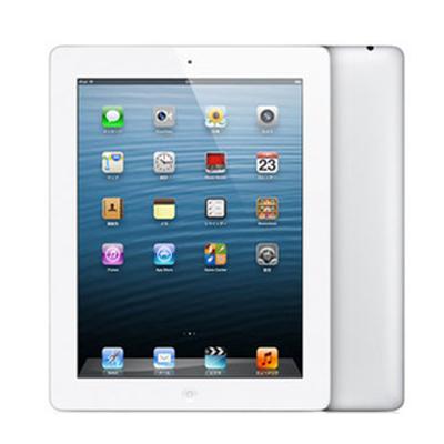 SIMフリー 【第4世代】iPad Retina Wi-Fi + Cellular 64GB ホワイト[MD527J/A]【国内版 SIMフリー】[中古Bランク]【当社3ヶ月間保証】 タブレット 中古 本体 送料無料【中古】 【 中古スマホとタブレット販売のイオシス 】