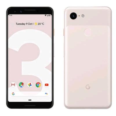 白ロム SoftBank Google Pixel3 G013B [Not Pink 64GB][中古Aランク]【当社3ヶ月間保証】 スマホ 中古 本体 送料無料【中古】 【 中古スマホとタブレット販売のイオシス 】