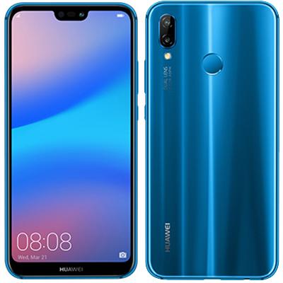 白ロム Y!mobile Huawei P20 lite ANE-LX2J Klein Blue[中古Bランク]【当社3ヶ月間保証】 スマホ 中古 本体 送料無料【中古】 【 中古スマホとタブレット販売のイオシス 】