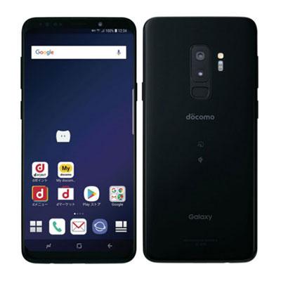 白ロム docomo 【SIMロック解除済】Galaxy S9+ (Plus) SC-03K Midnight Black[中古Bランク]【当社3ヶ月間保証】 スマホ 中古 本体 送料無料【中古】 【 中古スマホとタブレット販売のイオシス 】
