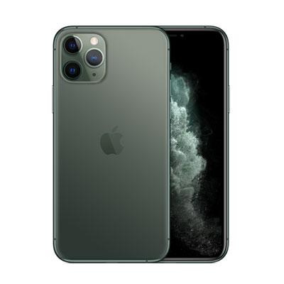 SIMフリー 未使用 iPhone11 Pro Dual-SIM 256GB ミッドナイトグリーン MWDH2ZA/A A2217【香港版 SIMフリー】【当社6ヶ月保証】 スマホ 中古 本体 送料無料【中古】 【 中古スマホとタブレット販売のイオシス 】