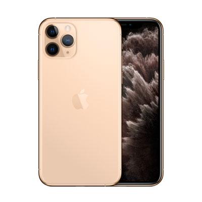 SIMフリー 未使用 iPhone11 Pro Dual-SIM 512GB ゴールド MWDL2ZA/A A2217【香港版 SIMフリー】【当社6ヶ月保証】 スマホ 中古 本体 送料無料【中古】 【 中古スマホとタブレット販売のイオシス 】