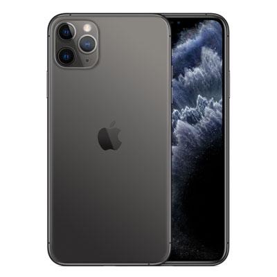 SIMフリー 未使用 iPhone11 Pro Max Dual-SIM 256GB スペースグレイ MWF12ZA/A A2220【香港版 SIMフリー】【当社6ヶ月保証】 スマホ 中古 本体 送料無料【中古】 【 中古スマホとタブレット販売のイオシス 】