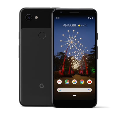 SIMフリー Google Pixel3a G020H [Just Black 64GB 国内版 SIMフリー】[中古Cランク]【当社3ヶ月間保証】 スマホ 中古 本体 送料無料【中古】 【 中古スマホとタブレット販売のイオシス 】