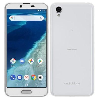 白ロム Y!mobile android one X4 パールホワイト[中古Aランク]【当社3ヶ月間保証】 スマホ 中古 本体 送料無料【中古】 【 中古スマホとタブレット販売のイオシス 】