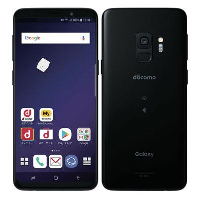 白ロム docomo 【SIMロック解除済】Galaxy S9 SC-02K Midnight Black[中古Cランク]【当社3ヶ月間保証】 スマホ 中古 本体 送料無料【中古】 【 中古スマホとタブレット販売のイオシス 】