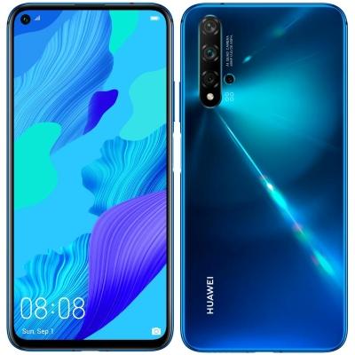 SIMフリー Huawei nova 5T Crush Blue Mini Speaker付限定BOX【国内版SIMフリー】[中古Aランク]【当社3ヶ月間保証】 スマホ 中古 本体 送料無料【中古】 【 中古スマホとタブレット販売のイオシス 】