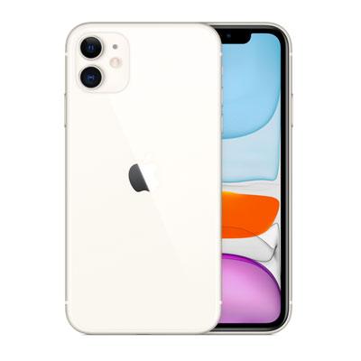 白ロム docomo 未使用 【SIMロック解除済】iPhone11 A2221 (MWM22J/A) 128GB ホワイト【当社6ヶ月保証】 スマホ 中古 本体 送料無料【中古】 【 中古スマホとタブレット販売のイオシス 】