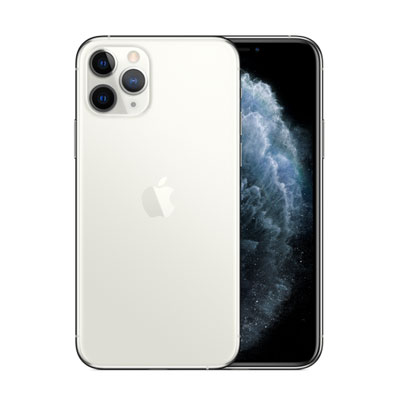 白ロム au 未使用 【SIMロック解除済】iPhone11 Pro A2215 (MWC82J/A) 256GB シルバー【当社6ヶ月保証】 スマホ 中古 本体 送料無料【中古】 【 中古スマホとタブレット販売のイオシス 】