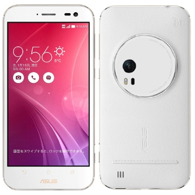SIMフリー ASUS Zenfone Zoom ZX551ML-WH128S4 128GB Premium Leather White 【国内版 SIMフリー】[中古Bランク]【当社3ヶ月間保証】 スマホ 中古 本体 送料無料【中古】 【 中古スマホとタブレット販売のイオシス 】