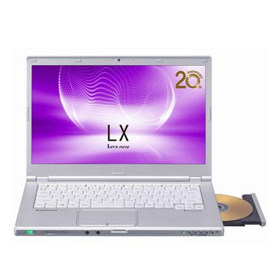 中古パソコン Let's note LX5 CF-LX5PDMVS 中古ノートパソコン Core i5 14インチ 送料無料 当社3ヶ月間保証 B5 【 中古スマホとタブレット販売のイオシス 】