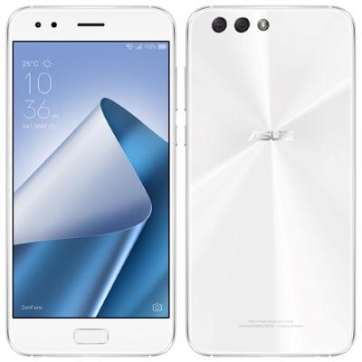 SIMフリー ASUS Zenfone4 Dual-SIM ZE554KL SD630 64GB Moonlight White【海外版 SIMフリー】[中古Aランク]【当社3ヶ月間保証】 スマホ 中古 本体 送料無料【中古】 【 中古スマホとタブレット販売のイオシス 】