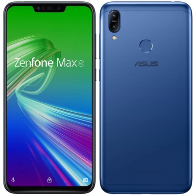 SIMフリー ASUS Zenfone Max M2 ZB633KL 32GB Blue【海外版 SIMフリー】[中古Cランク]【当社3ヶ月間保証】 スマホ 中古 本体 送料無料【中古】 【 中古スマホとタブレット販売のイオシス 】