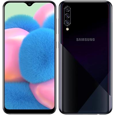 SIMフリー Samsung Galaxy A30s Dual-SIM SM-A307GN/DS Prism Crush Black【4GB 64GB 海外版 SIMフリー】[中古Aランク]【当社3ヶ月間保証】 スマホ 中古 本体 送料無料【中古】 【 中古スマホとタブレット販売のイオシス 】