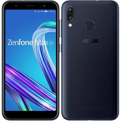SIMフリー ASUS Zenfone Max M1 Dual-SIM ZB555KL-BK32S3 32GB ブラック【mineo版 】[中古Cランク]【当社3ヶ月間保証】 スマホ 中古 本体 送料無料【中古】 【 中古スマホとタブレット販売のイオシス 】