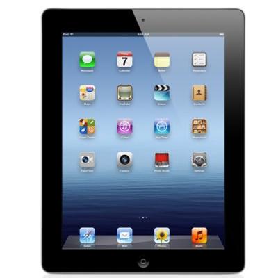 SIMフリー 【第3世代】iPad3 Wi-Fi+Cellular 64GB ブラック MD368HC/A A1430【海外版SIMフリー】[中古Bランク]【当社3ヶ月間保証】 タブレット 中古 本体 送料無料【中古】 【 中古スマホとタブレット販売のイオシス 】