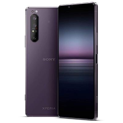 SONY 白ロム スマホ 売店 本体 中古 送料無料 赤ロム永久保証 当社3ヶ月間保証 大幅にプライスダウン Sony 5G 海外版SIMフリー 中古スマホとタブレット販売のイオシス ROM256GB Dual-SIM Purple Xperia1 XQ-AT52 RAM8GB