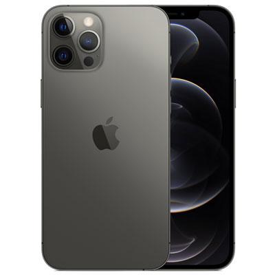 iPhone12 Pro Max A2410 (MGCY3J/A) 256GB グラファイト【国内版 SIMフリー】 Apple 当社3ヶ月間保証 中古 【 中古スマホとタブレット販売のイオシス 】