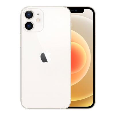 【SIMロック解除済】au iPhone12 mini A2398 (MGDM3J/A) 128GB ホワイト Apple 当社3ヶ月間保証 中古 【 中古スマホとタブレット販売のイオシス 】