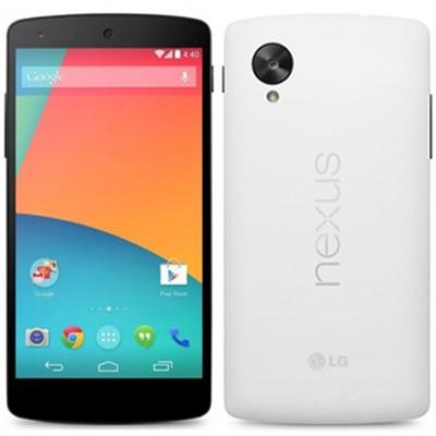 SIMフリー Google Nexus5 16GB White [LG-D821 SIMフリー][中古Cランク]【当社3ヶ月間保証】 スマホ 中古 本体 送料無料【中古】 【 中古スマホとタブレット販売のイオシス 】