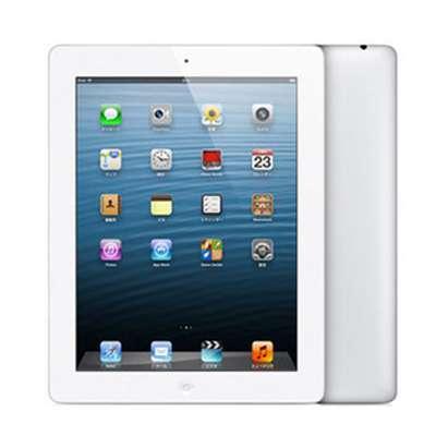 白ロム 【第4世代】iPad Retina Wi-Fi Cellular (MD525J/A) 16GB ホワイト[中古Bランク]【当社3ヶ月間保証】 タブレット au 中古 本体 送料無料【中古】 【 中古スマホとタブレット販売のイオシス 】