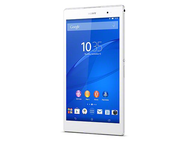 未使用 Sony Xperia Z3 Tablet Compact (SGP611JP/W) 16GB White【国内版 Wi-Fi】【当社6ヶ月保証】 タブレット 中古 本体 送料無料【中古】 【 中古スマホとタブレット販売のイオシス 】