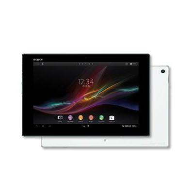白ロム Xperia Tablet Z SO-03E ホワイト[中古Cランク]【当社3ヶ月間保証】 タブレット docomo 中古 本体 送料無料【中古】 【 中古スマホとタブレット販売のイオシス 】